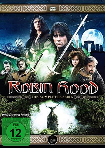 Robin Hood - Die komplette Serie [10 DVDs]