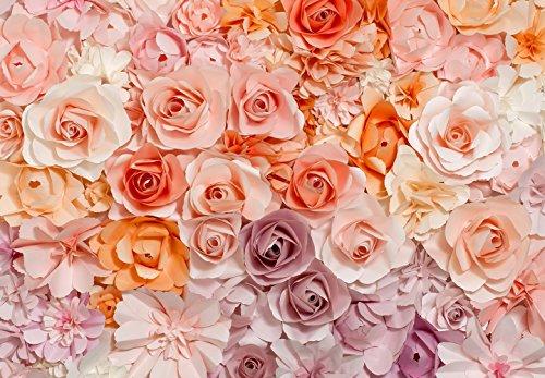 Idealdecor 147 Papier Peint Motif Fleurs 366 x 254cm
