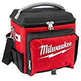 Milwaukee Electric Tool 48-22-8250 Sided Jobsite Cooler, Polyester, 11.1' x 13.77' 14.96' H, 3, 5...