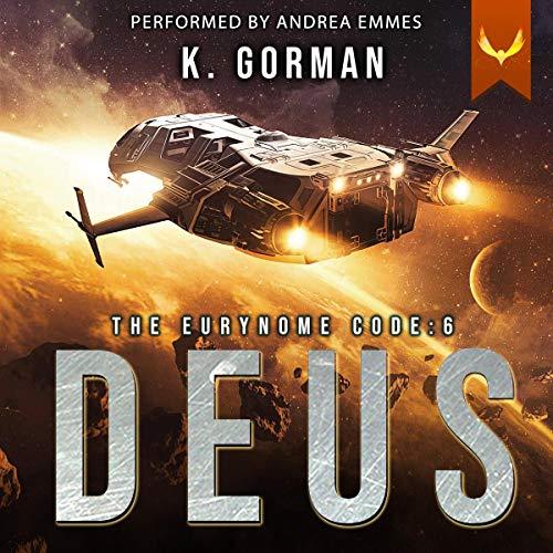 Deus Audiobook By K. Gorman cover art