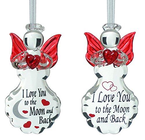 Angel Love Ornaments