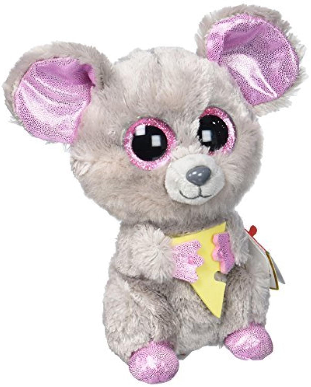 TY Beanie Boo Plush - Squeaker the Mouse 15cm by Beanie Boos
