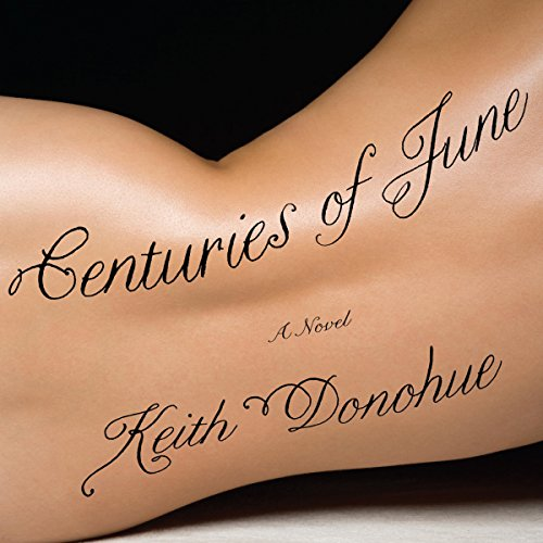 Centuries of June audiobook cover art