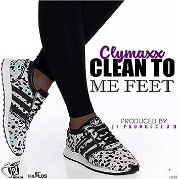 Clean to Me Feet