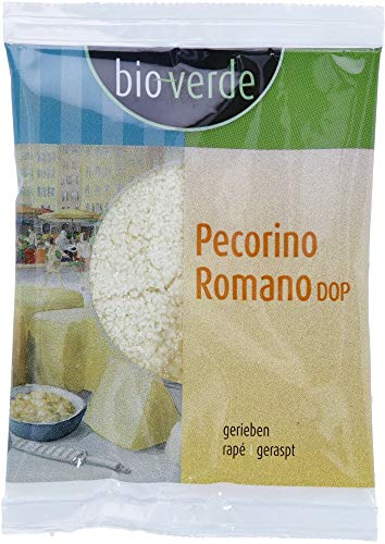 bio-verde Bio Pecorino Romano Originale D. O. P. gerieben (6 x 40 gr)