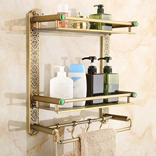Ensemble de serviettes en polystyrène multifonction multifonction/salle de bains (taille : 50cm)