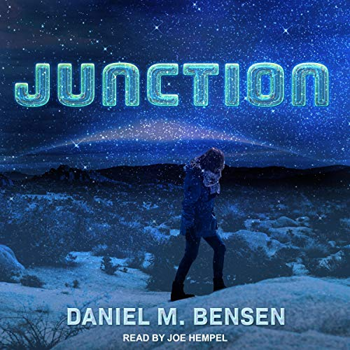 Junction audiobook cover art