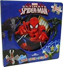 Marvel Ultimate Spider-Man: Meu Primeiro Livro Quebra-cabeças