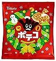 東ハト ポテコ ピザ味(クリスマス) 68g