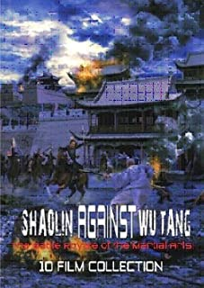 Shaolin Against Wu-Tang: 10-Film Collection