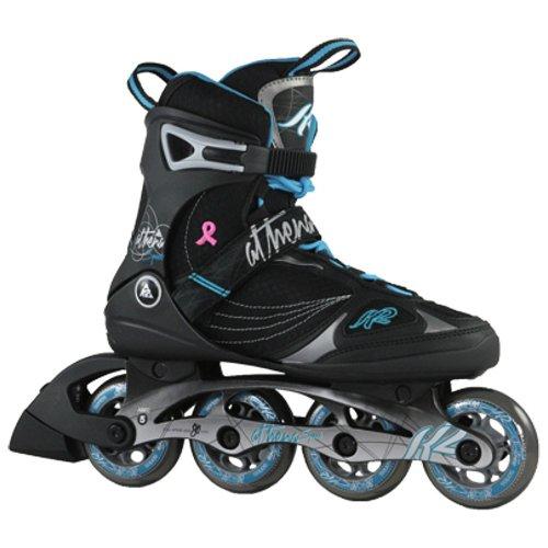 K2 Inline Skates Athena Speed Damen, Größe:6.5