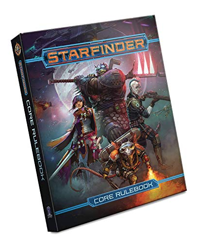 Compare Textbook Prices for Starfinder Roleplaying Game: Starfinder Core Rulebook Brdgm Edition ISBN 9781601259561 by Sutter, James L.,McCreary, Rob,Stephens, Owen K. C.,Keeley, Jason,Hamon-Kunz, Amanda
