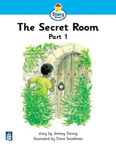 *LILA:SS:S2: THE SECRET ROOM PART 1 (LITERACY LAND)の詳細を見る