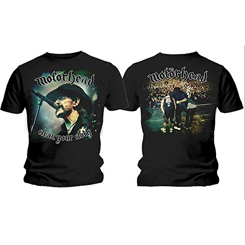 T-Shirt # Xxl Black Unisex # Clean Your Clock Colour
