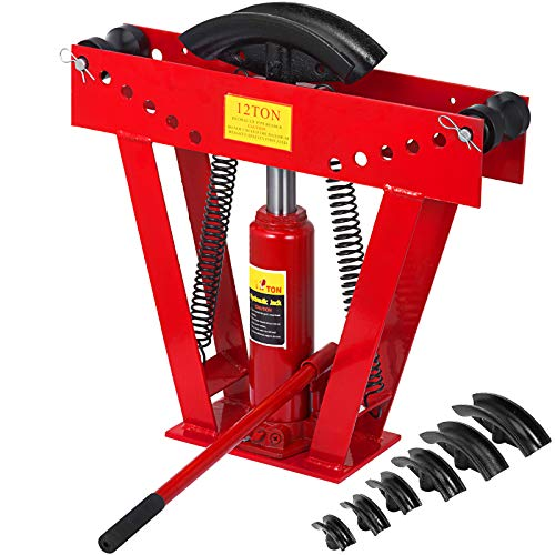 Happybuy 12 Ton Exhaust Tubing Bender