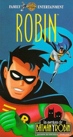 Adv of Batman & Robin: Robin [VHS]