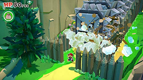 5138NtaS+TL - Paper Mario: The Origami King - Nintendo Switch