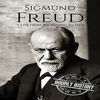 Sigmund Freud     A Life from Beginning to End              By:                                                                                                                                 Hourly History                               Narrated by:                                                                                                                                 Stephen Paul Aulridge Jr                      Length: 56 mins     1 rating     Overall 3.0