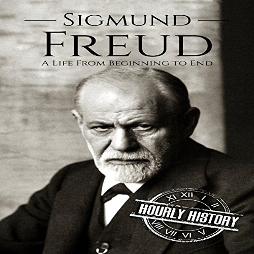 Sigmund Freud     A Life from Beginning to End              By:                                                                                                                                 Hourly History                               Narrated by:                                                                                                                                 Stephen Paul Aulridge Jr                      Length: 56 mins     5 ratings     Overall 3.8