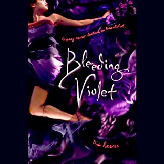 Bleeding Violet cover art