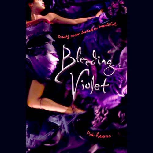 Bleeding Violet                   By:                                                                                                                                 Dia Reeves                               Narrated by:                                                                                                                                 Suzy Jackson                      Length: 9 hrs and 25 mins     38 ratings     Overall 3.8