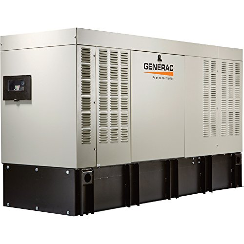 Generac RD01523 Protector Diesel 15kW Automatic Standby Backup Power Generator