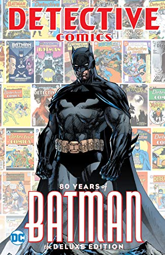 Detective Comics: 80 Years of Batman Deluxe Edition (Detective Comics (1937-2011)) (English Edition)