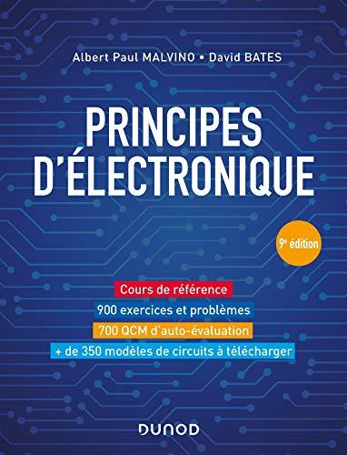 Principes d'électronique - 9e éd...