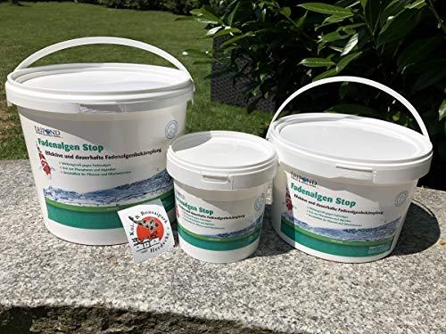 Preisvergleich Produktbild Tripond Fadenalgen Stop effektive und dauerhafte Fadenalgenbekämpfung 1 / 2, 5 / 5kg Tripond Fadenalgen Stop Fadenalgenstop 2, 5 kg