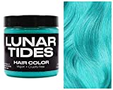 Lunar Tides Hair Dye - Sea Witch Pastel Turquoise Semi-Permanent Vegan Hair Color (4 fl oz / 118 ml)