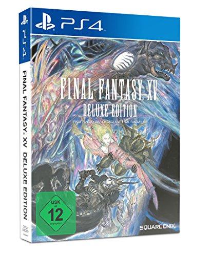 Final Fantasy XV - Deluxe Edition [Importación Alemana]