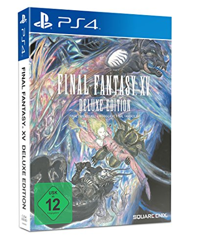 Final Fantasy XV - Deluxe Edition - [PlayStation 4]