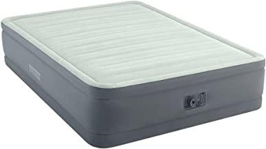 Intex Queen Premaire Elevated Airbed - W220-240v Built-In Pump 1.52mx2.03mx51cm, 64906