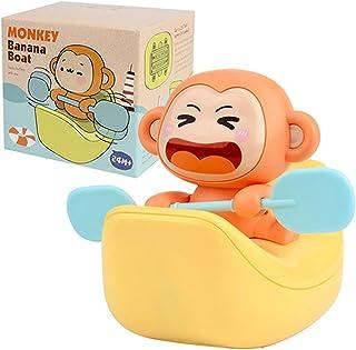 Dorakitten Kids Bath Toy Interactive Monkey Fun Electric Bathtub Toy Shower Toy Pool Toy ABS(Acrylonitrile