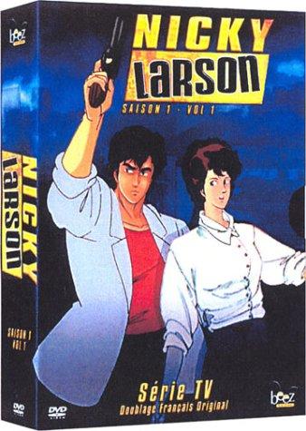 Nicky Larson-Saison 1-Vol. 1
