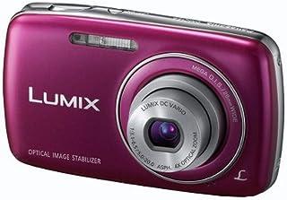 Panasonic DMC-S digitale camera, 14,1 megapixel, zoom x 4,7, violet