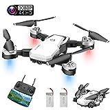 Drone con Camara HD, Mini Drone con 1080P HD 40 Milioni di Pixel FPV WiFi, Headless...