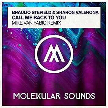 Call Me Back To You (Mike van Fabio Remix)