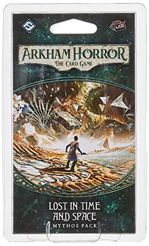 Fantasy Flight Games - Arkham Horror LCG: Mythos Pack - Lost in Time and Space - Juego de Cartas
