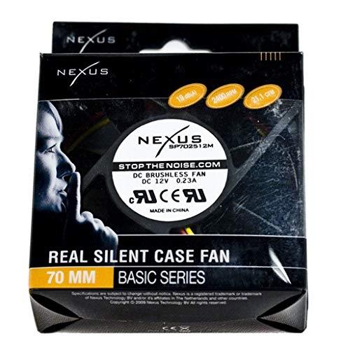 Nexus 70mm Real Silent Case Fan