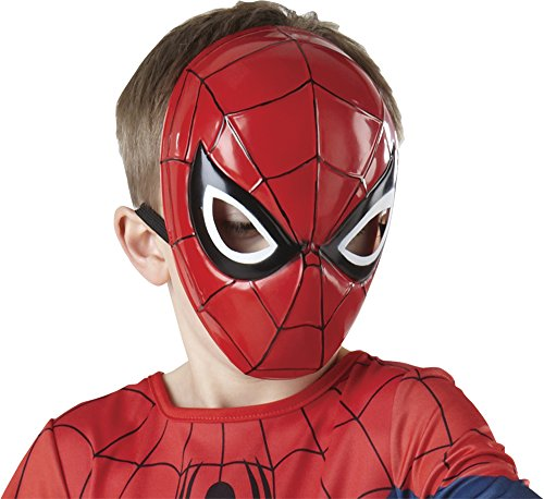 Rubie's France- Marvel Heroes Masque Spiderman Ultimate, I-35634, Taille Unique