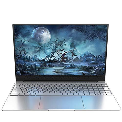 Ordenador portátil de 15,6 pulgadas, ordenador de sobremesa, J4115 Quad Core, Windows 10 Pro, pantalla IPS HD de 1920 x 1080, 8 GB de RAM, 128 GB de ROM (memoria ampliable 1 TB SSD), Full HD, Y8