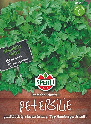 Gemüsesamen Petersilie Einfache