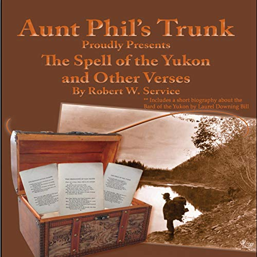 Aunt Phil's Trunk Proudly Presents audiobook cover art