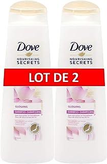 Dove segreti di cura Shampoo loto 250ml–Set di 2