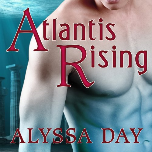 Atlantis Rising audiobook cover art