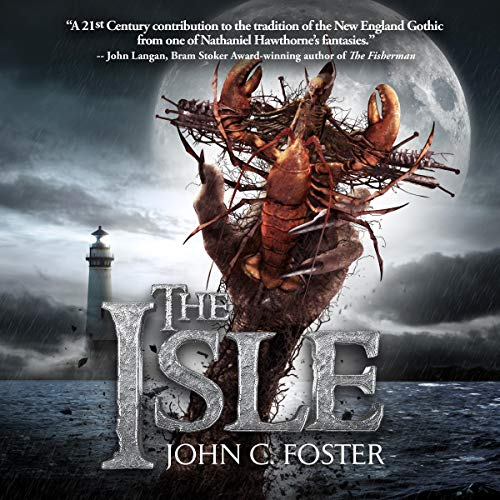 The Isle audiobook cover art