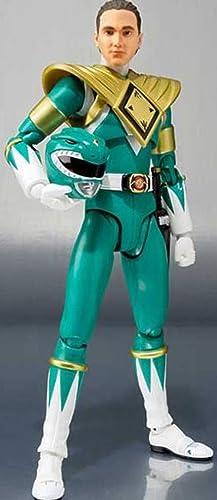 Bandai SH S.H. Figuarts Power Rangers SDCC 2018 Grün Ranger Action Figure
