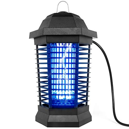 SEVERINO Bug Zapper Outdoor Electric Insect Fly Traps Mosquito Zappers Mosquito Killer for Patio