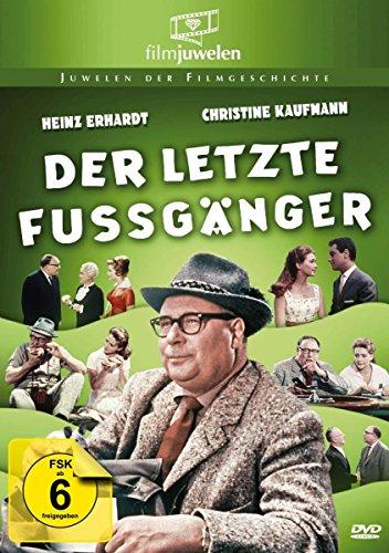 Heinz Erhardt: Der letzte Fußgänger (Filmjuwelen)